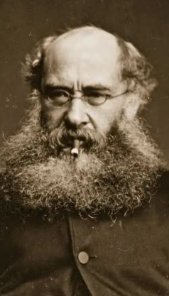 Portrait of Anthony Trollope